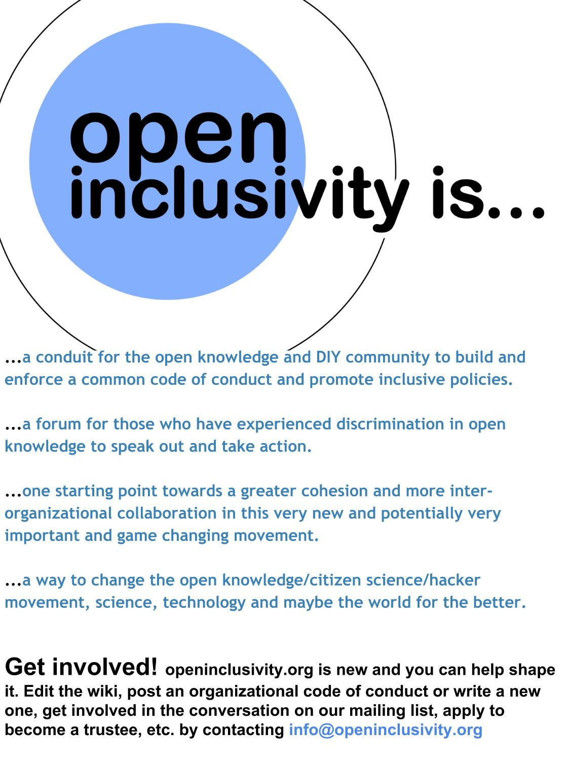 openinclusivity flyer with logo 2